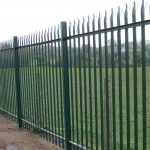 FRS Palisade Fencing