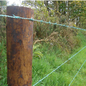Barbed Wire Fencing Frs Fencing