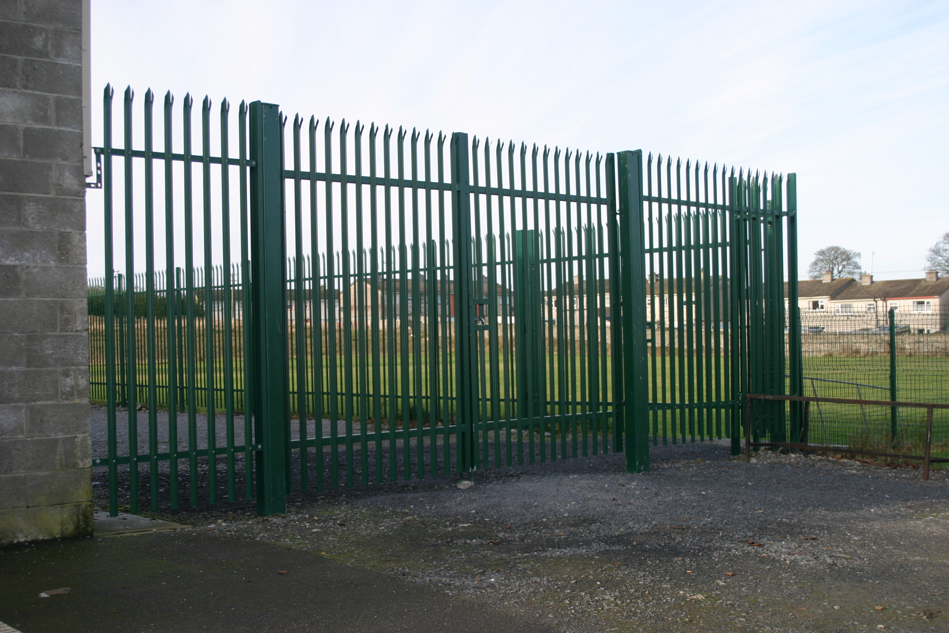 Palisade Fencing Frs Fencing