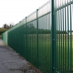 Industrial & Security Fencing